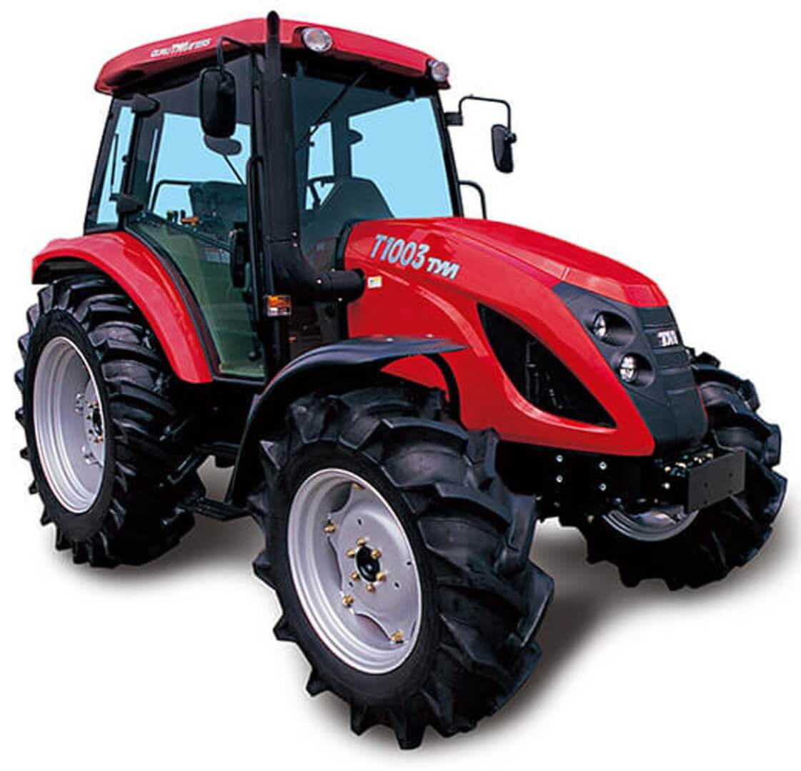 T1003 Tractor Thumbnail