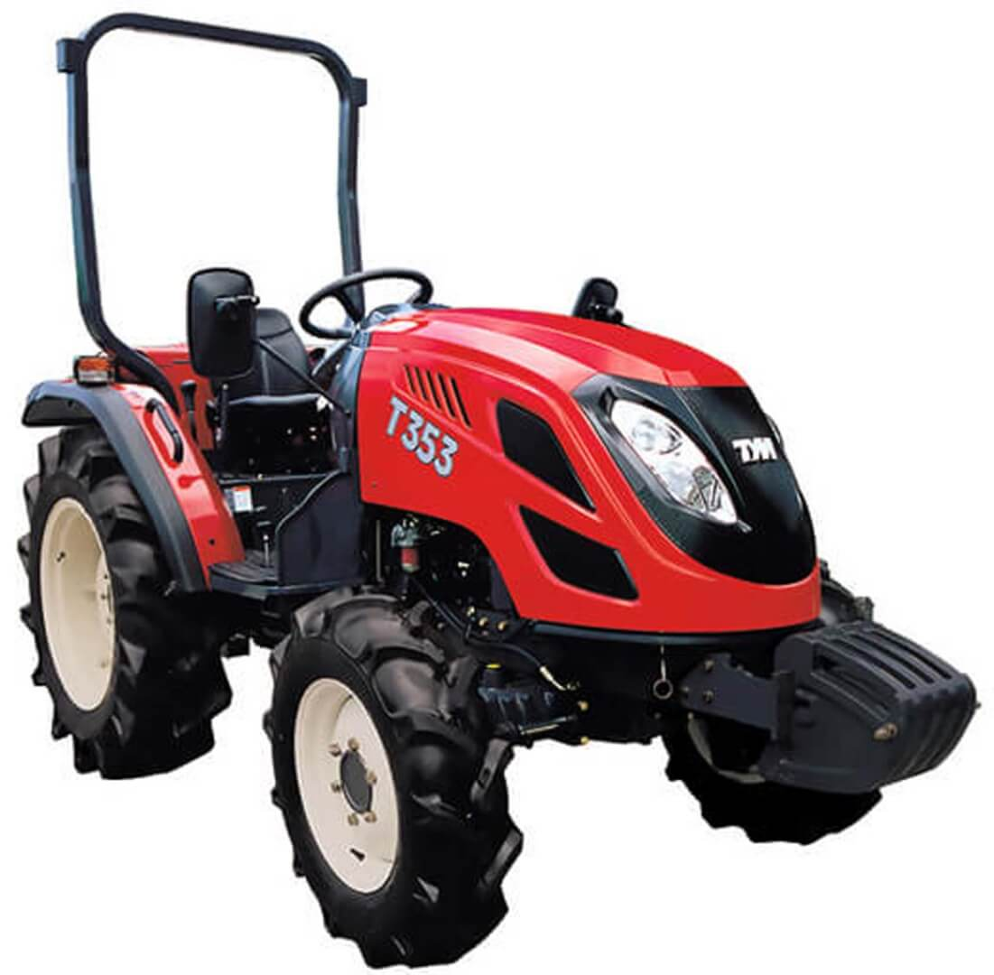 T353 HST Tractor