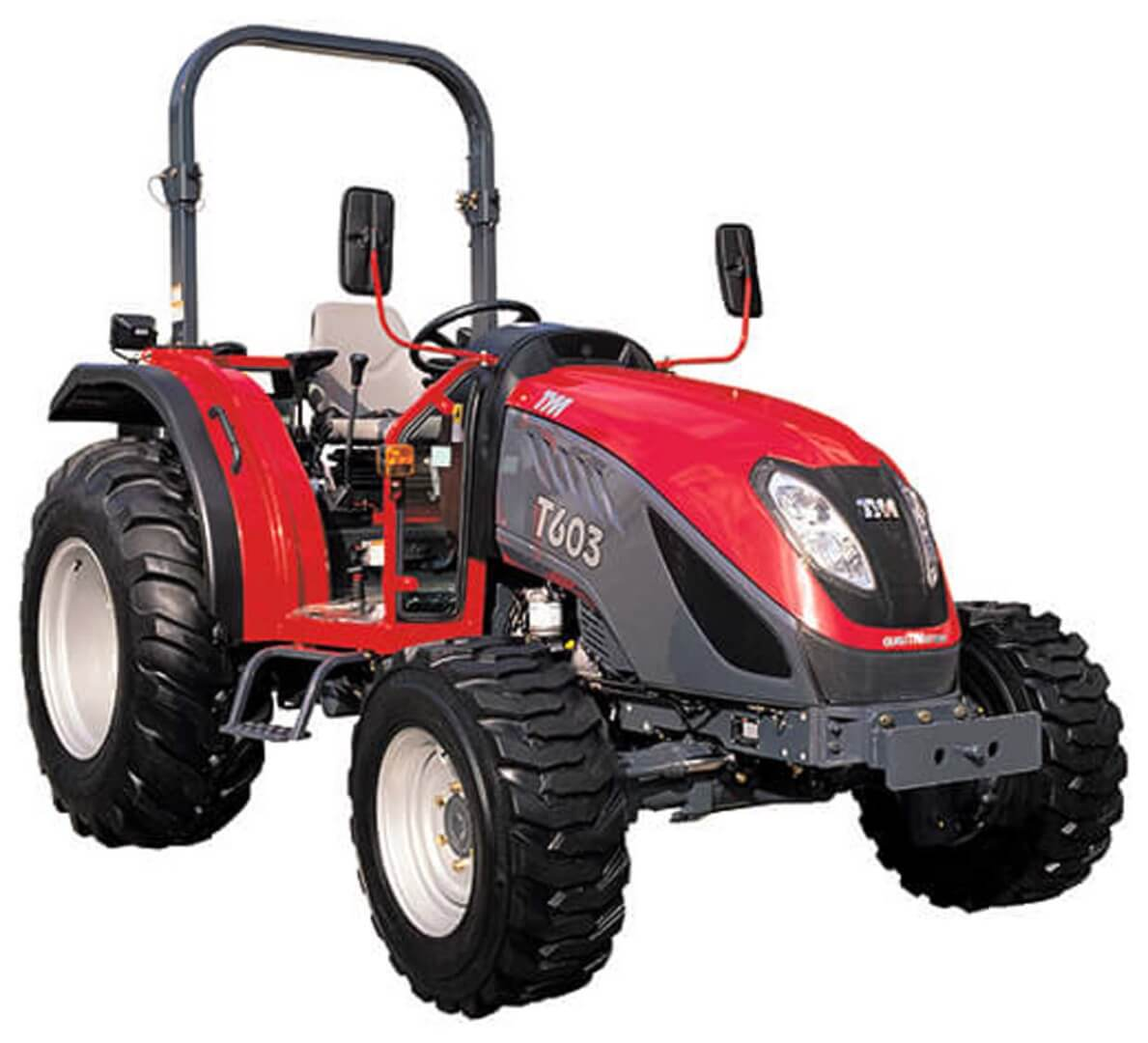T603 Tractor Thumbnail