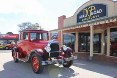 1926 Chrysler Coupe 1 - NGA Autogroup