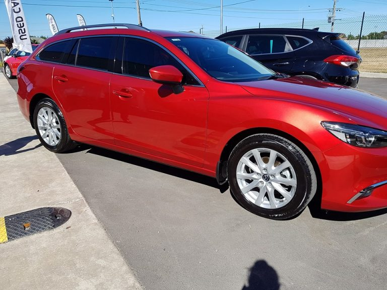 look how clean this Mazda 6 came up
