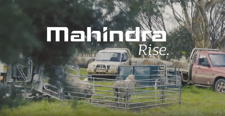 They're our Mahindras