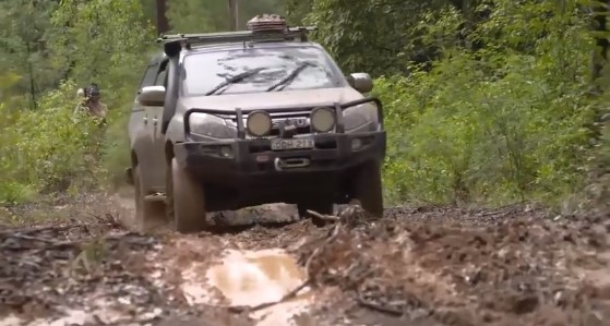 Mud Driving is a bucket load of fun