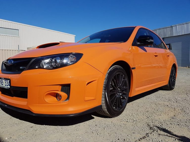 What do you think of these cool looking WRX