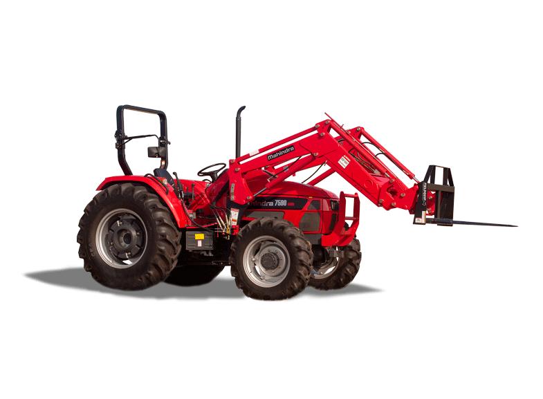 Mahindra 7590 4WD
